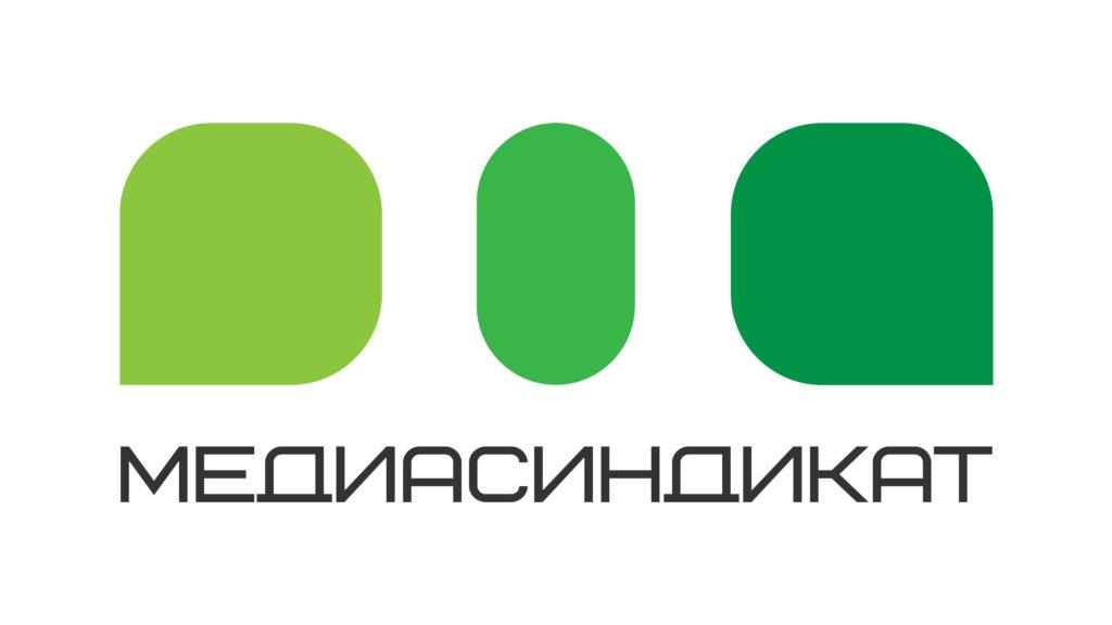 Логотип для объединения «Медиасиндикат» - итоговый вариант