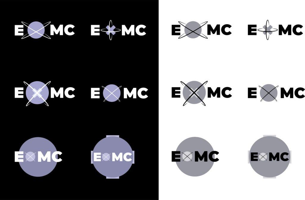 Концепты на конкурс NASA Contest ExMC (логотип)