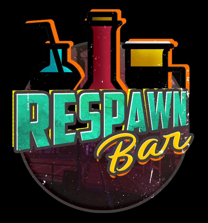 Логотип для бара Respawn Bar v.2