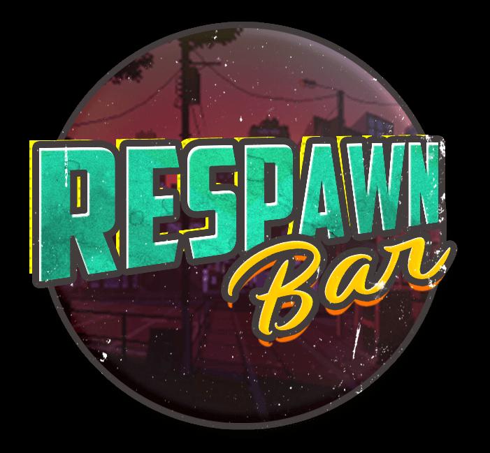 Логотип для бара Respawn Bar v.1