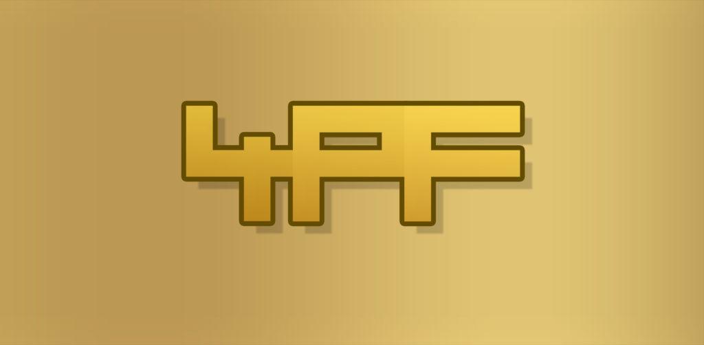 Логотип 4PF