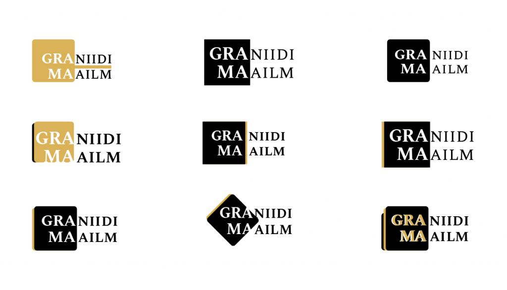 Graniidimaailm - разработка логотипа v4
