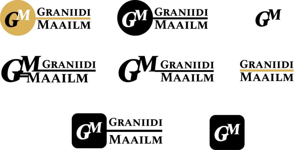 Graniidimaailm - разработка логотип v1