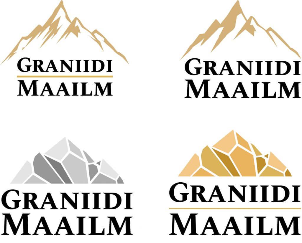 Graniidimaailm - разработка логотипа v2