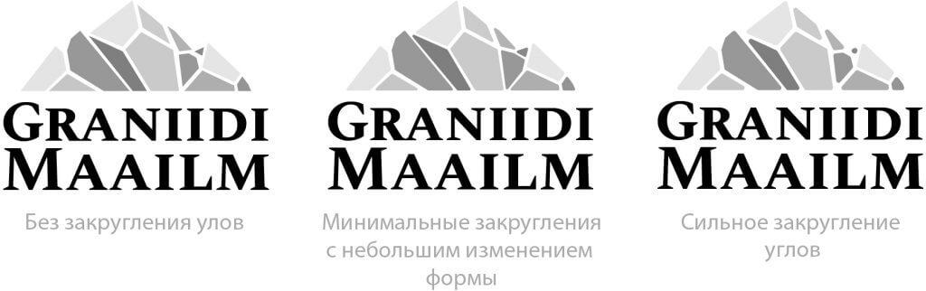 Graniidimaailm - разработка логотипа v3