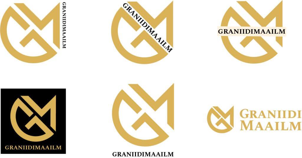Graniidimaailm - разработка логотипа v5