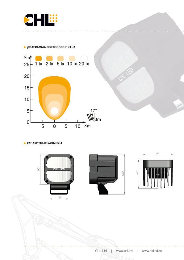 Презентация LED CHL - стр.3